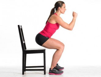 简单实用的腿部力量康复练习